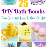 25 Teen Bath Bombs