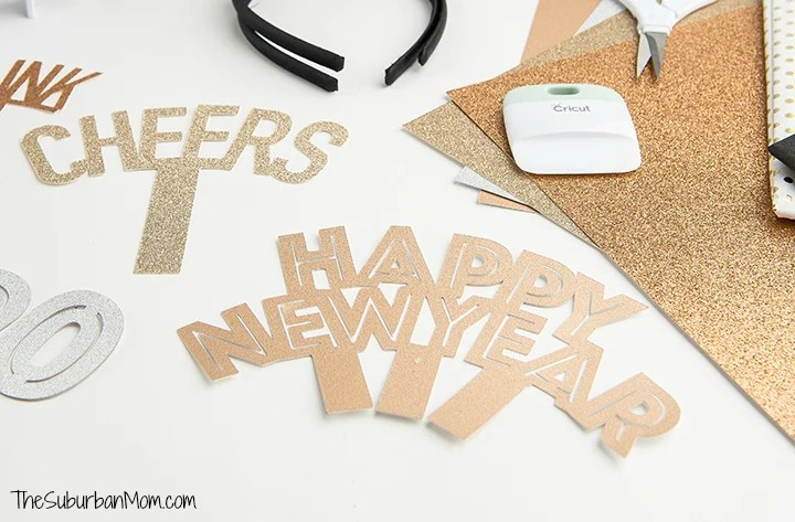 Cricut Happy New Year SVG