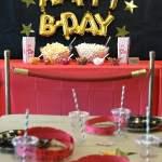 Movie Birthday Party Ideas