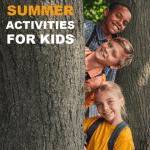 18 Free Summer Activities for Kids