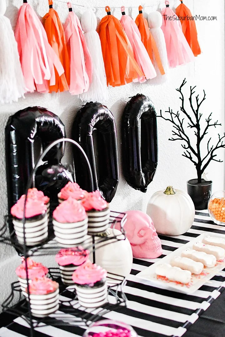 Girly Halloween Party Ideas