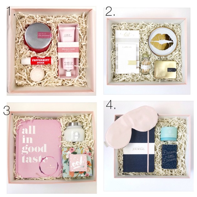 Luxe and Bloom Gift Boxes