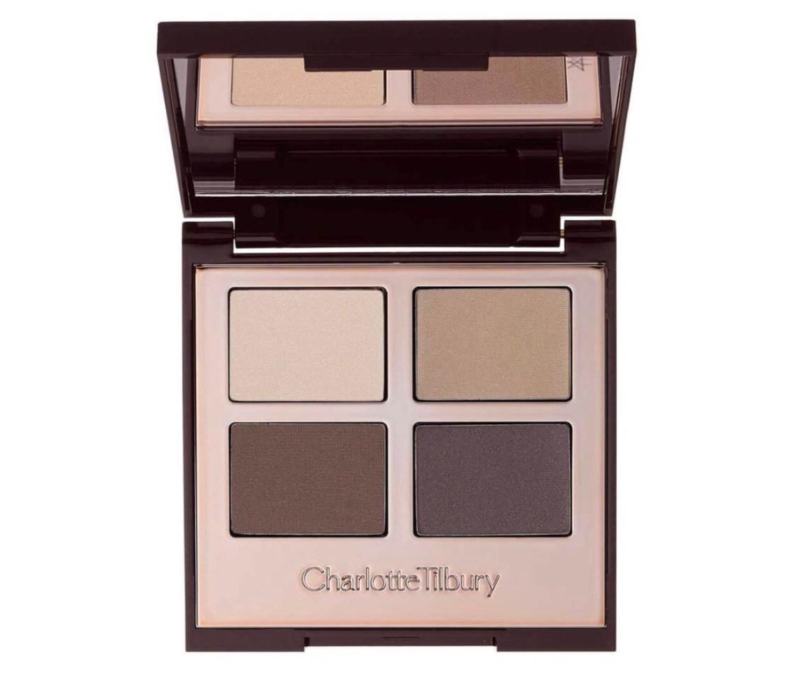 Charlotte Tilbury luxury shadow palette The Sophisticate