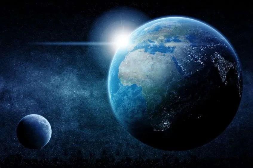 Ascension Earth Dividing