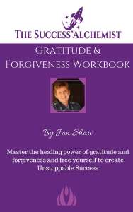 Gratitude and forgiveness workbook