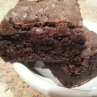 Chewy Brownies via America's Test Kitchen