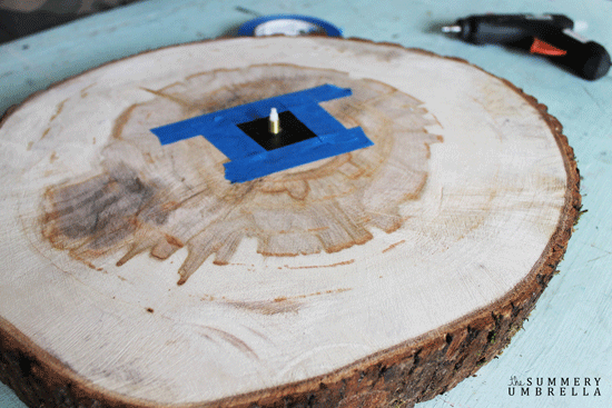 diy-wood-slice-clock-5