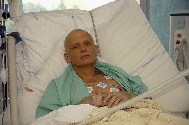 Alexander Litvinenko died in 2006