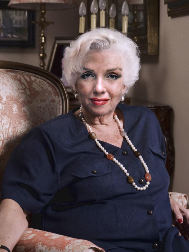 Old Marilyn Monroe