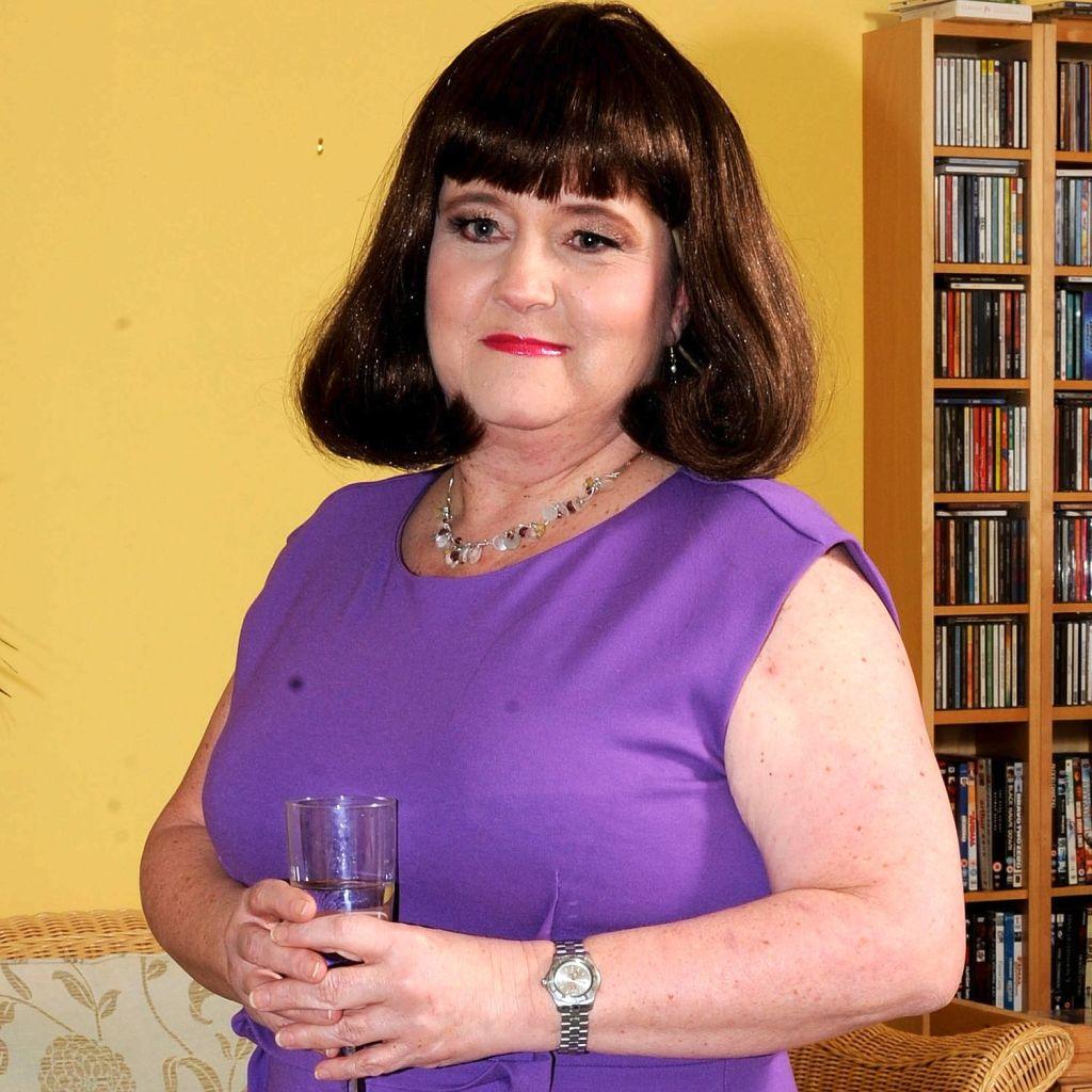 Karen Stewart thinks men her age are too boring and selfish