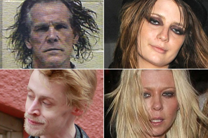 10 shocking before and after pics of celebrities ravaged by drink