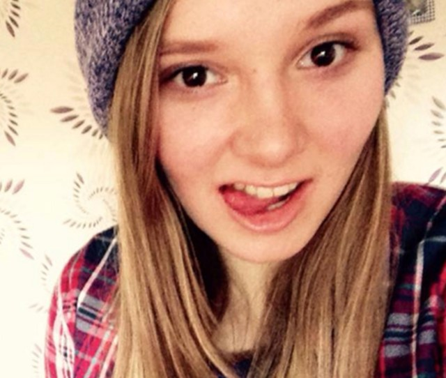 Pic From Caters News Pictured Helena Markey A Tragic Teen Girl