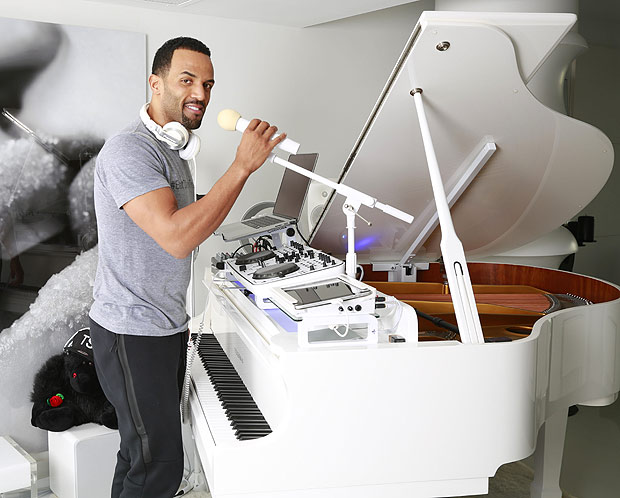 Image result for craig david Buy House in Miami