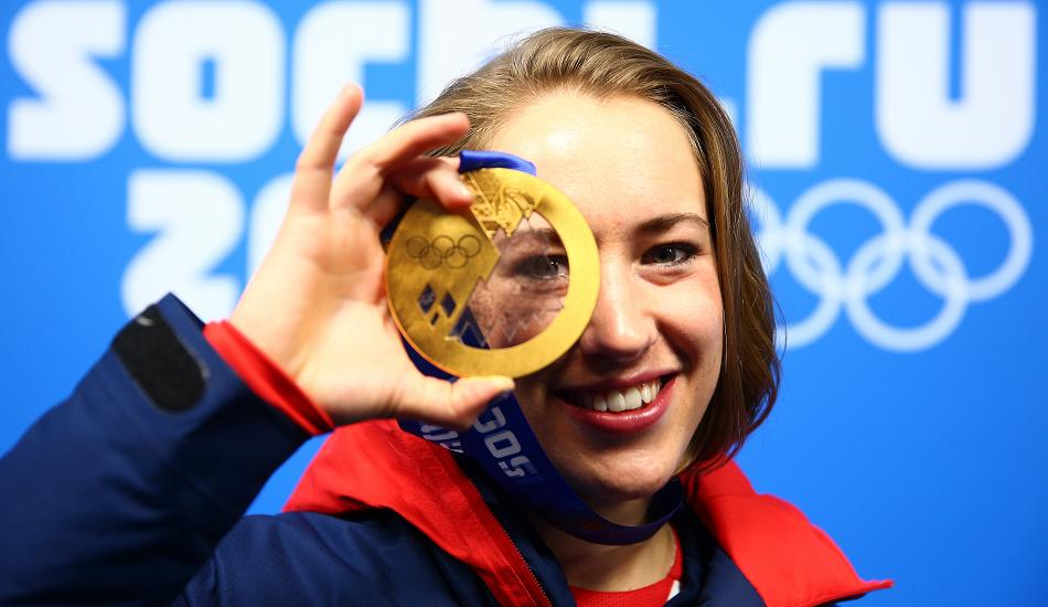 Lizzy Yarnold defended her gold medal at the 2018 PyeongChang games