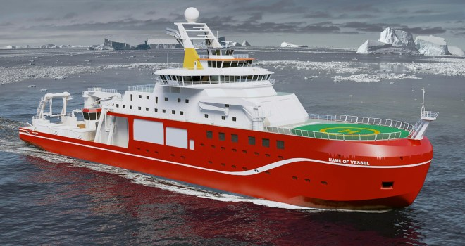 The public voted to name the new ship Boaty McBoatface