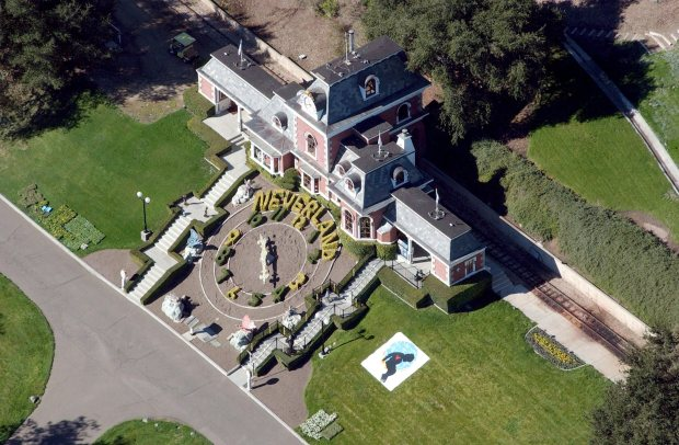 The depraved collection was discovered by cops when they raided the singers infamous Neverland Ranch
