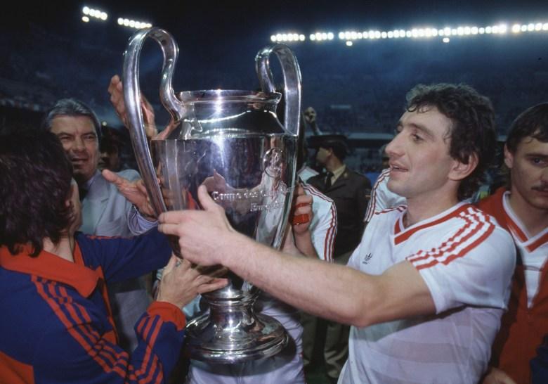 Lo Steaua Bucarest è la prima squadra dell'est Europa ad aver vinto la Champions League, foto: Getty Images