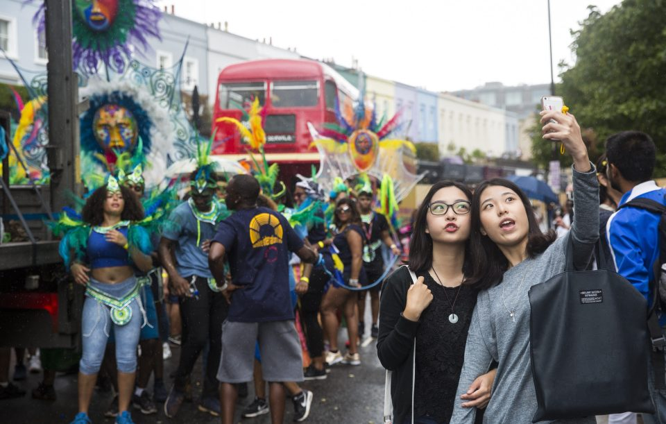 The 2016 Notting Hill Carnival