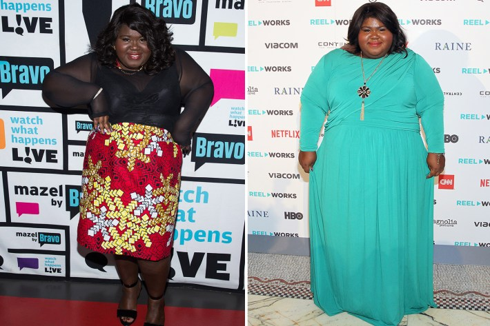 precious star gabourey sidibe reveals her amazing weight loss on the