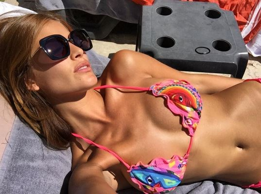 Cristiano Ronaldo is rumoured to be dating model Desire Cordero