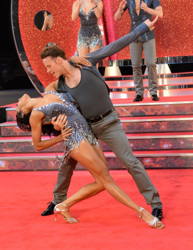 Kevin and Karen Clifton fell in love on the ballroom floor