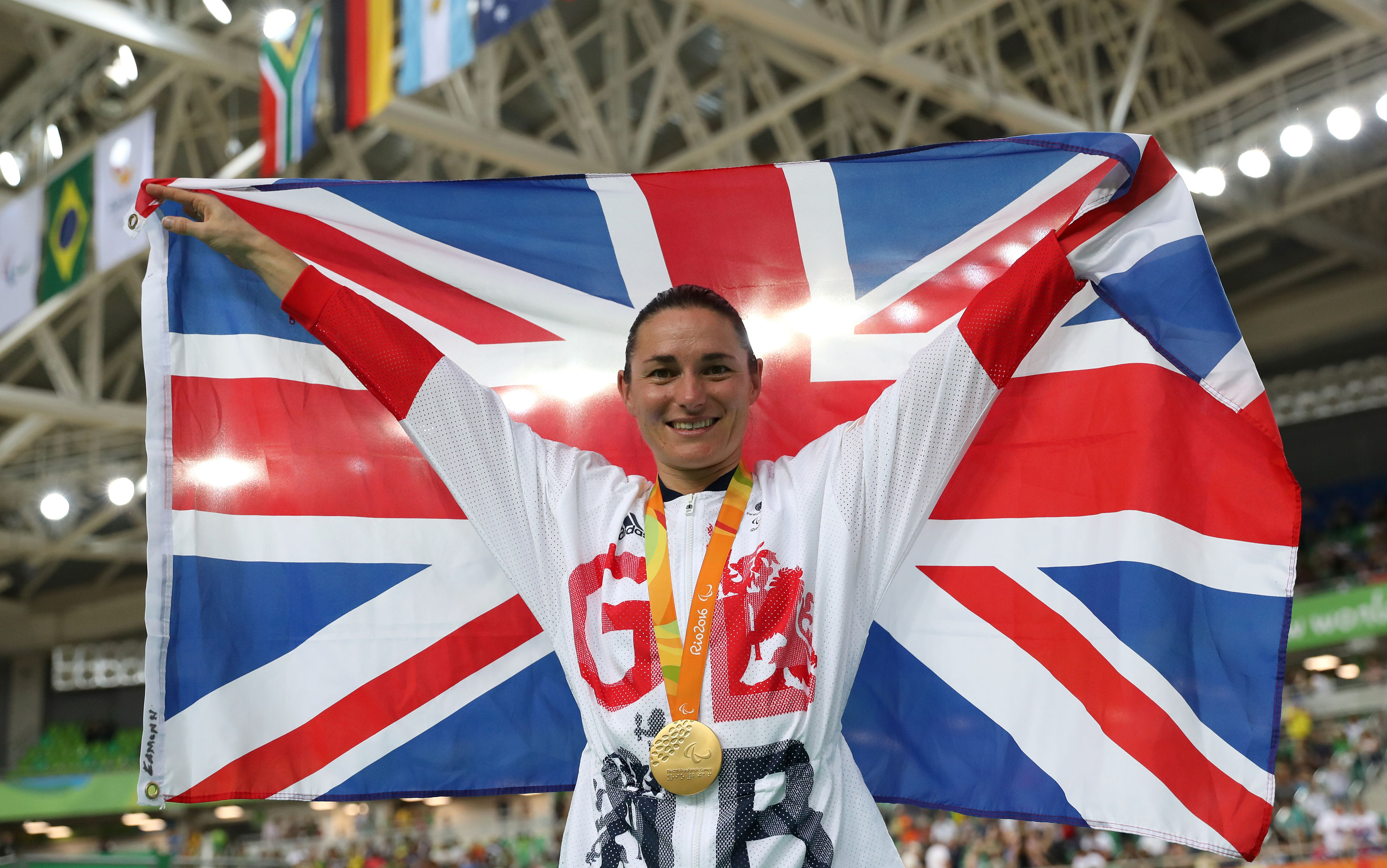 Sarah Storey is the UKs most successful Paralympian of all time