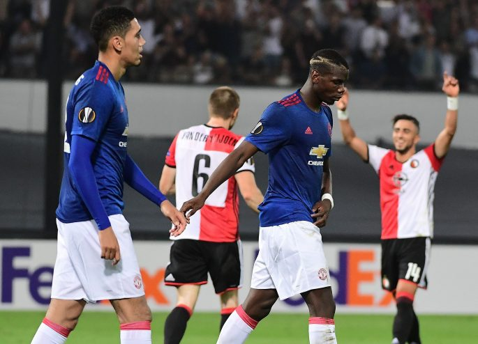 Ex-Juventus star Pogba is still searching for his best role in the Man Utd midfield