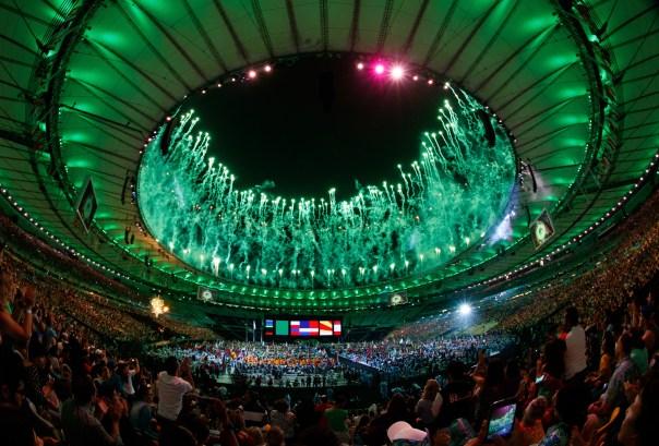 """Vaizdo rezultatas pagal užklausą """"2016 paralympic games closing ceremony"""""""