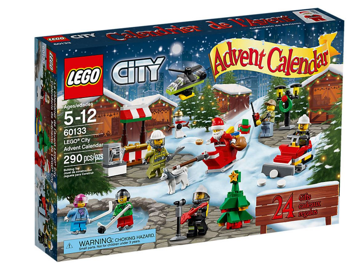 top toy advent calendars