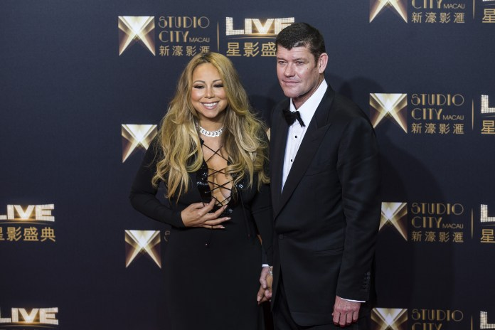 "James Packer has reportedly ""dumped"" fiancée Mariah Carey"