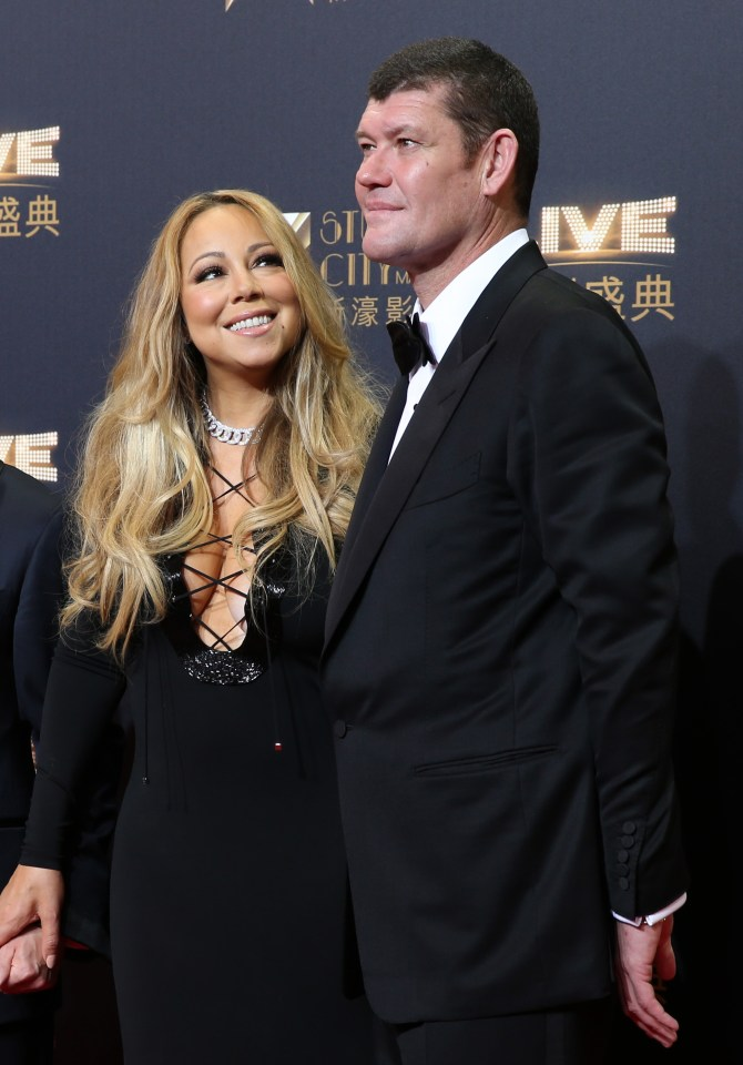 """It's claimed the billionaire businessman, 48, has called time on his romance with the 46-year-old pop star over he """"extravagant spending"""" and disagreements over her fly-on-the-wall reality show Mariah's World"""