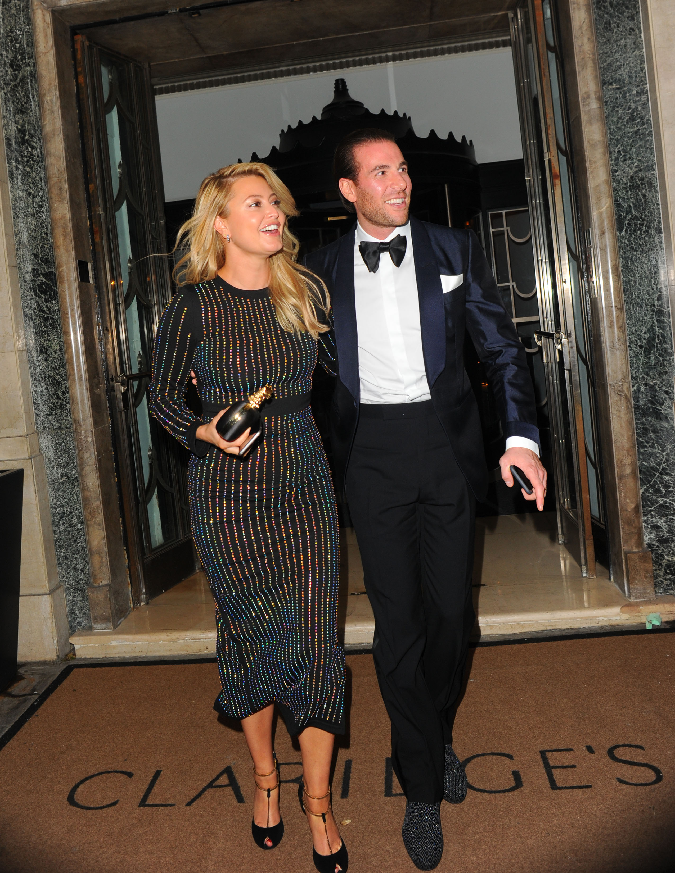 Neighbours Star Holly Valance S Billionaire Hubby And