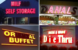The Most Hilarious School Sign Spelling Fails Ever - 30 hilarious neon sign fails ever