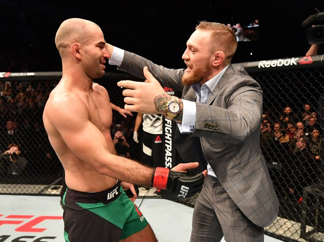 Image result for ufc belfast lobov