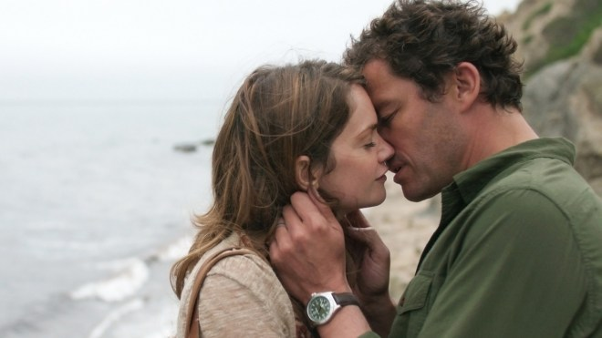 He is starring in The Affair with Ruth Wilson