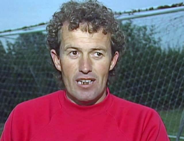 Barry Bennell - Ex youth football coach