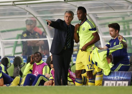 Jose Mourinho is ready to move for Mikel John Obi in the January transfer window