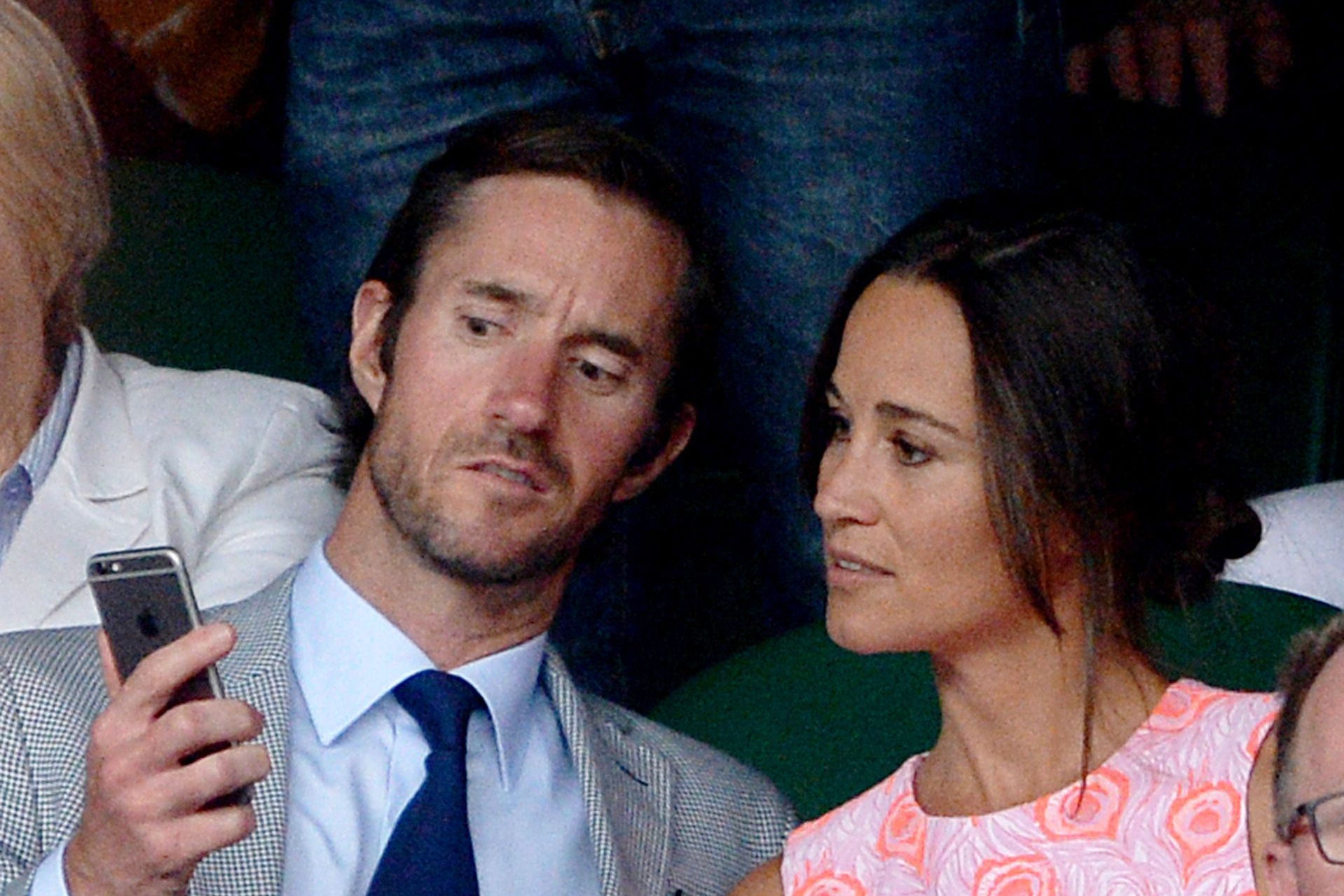 spencer made in chelsea brother dating pippa Vogue williams has been dating the ex-made in chelsea star for less brother james wed pippa middleton earlier this year, last december in.