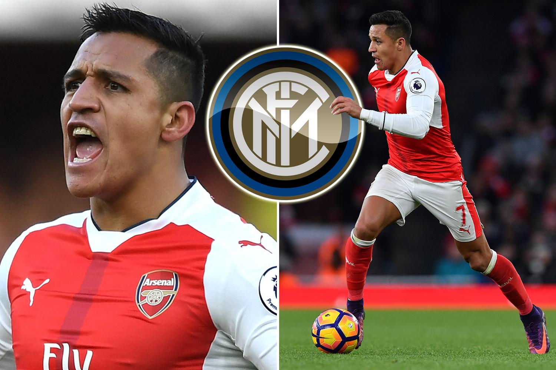 Tokeo la picha la Alexis Sanchez to Inter Milan - sky sports