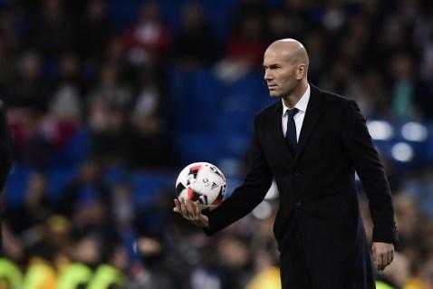 Resultado de imagem para Zidane, do real Madrid, hoje