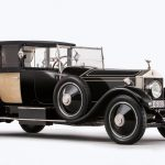 1926 Rolls Royce Phantom 1 Dubbed World S Most Romantic Vehicle Filled With Art And With Drinks Cabinet Up For Sale For 700 000