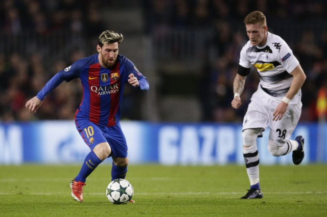 Gomes has already drawn comparisons with Messi, whose club like the like of the 16-year-old Manchester United starlet