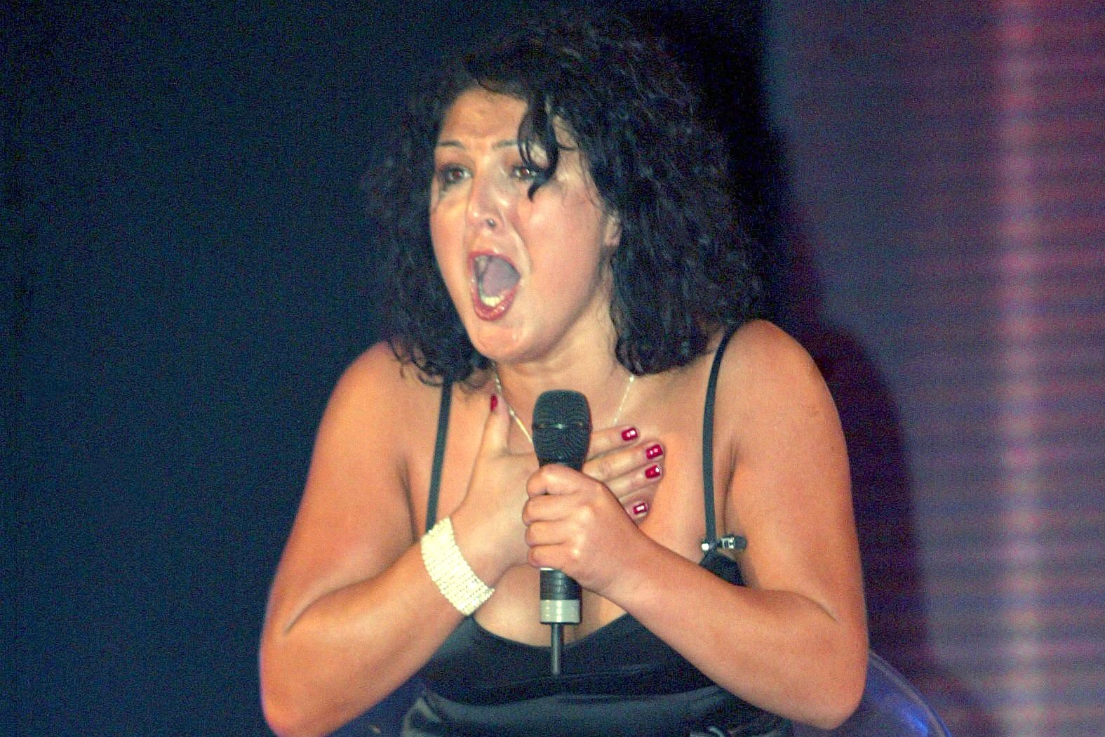 Orlaith Mcallister Shower Classy remember big brother's nadia almada? she's had a complete career