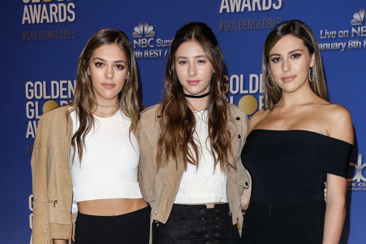 Who are Sistine, Sophia and Scarlet Stallone? Daughters of