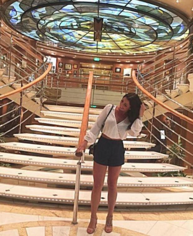 The MS Sea Princess cruised via Tahiti to Sydney carrying 95kg of cocaine