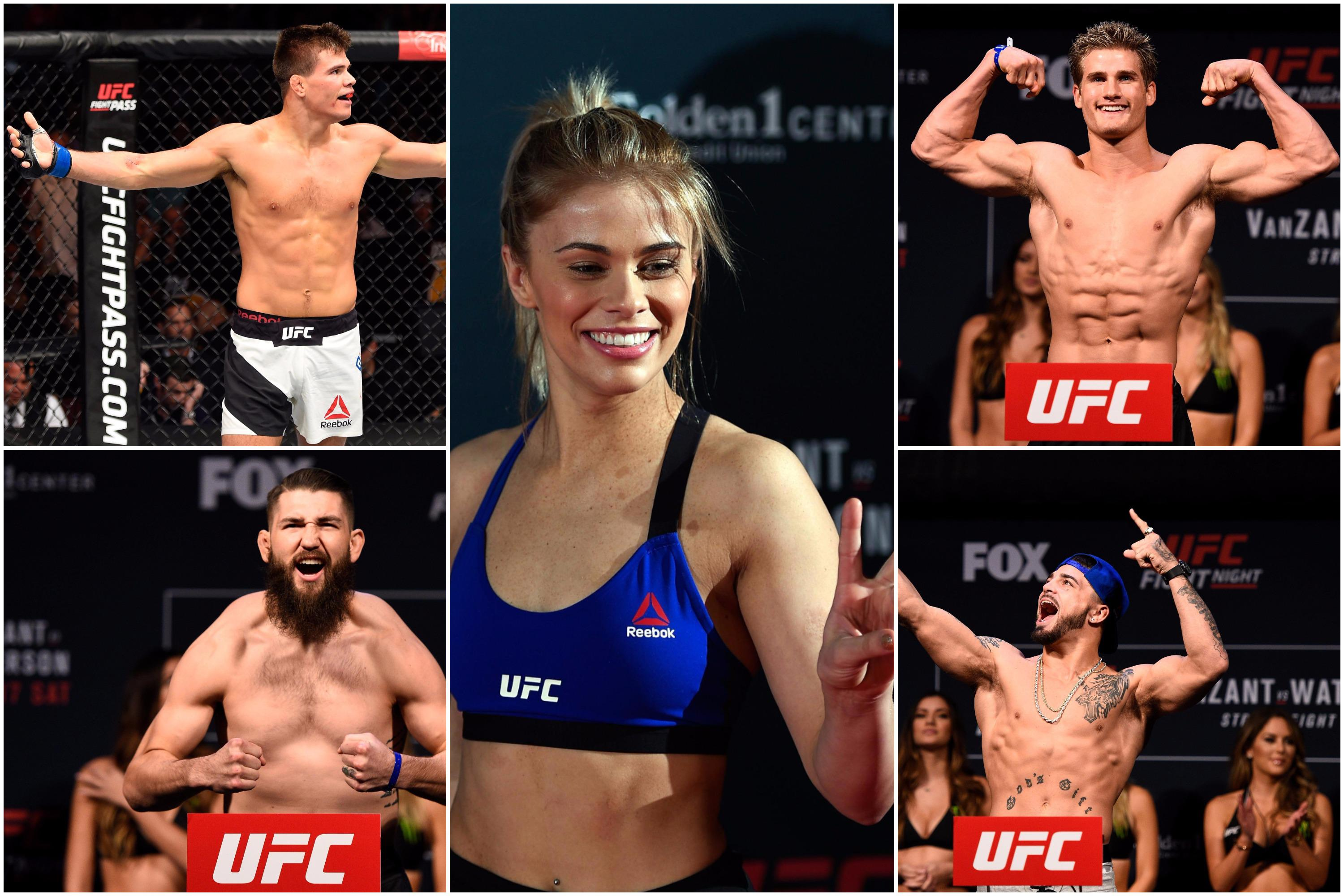 the ufc returns this weekend with a fight card at the golden 1