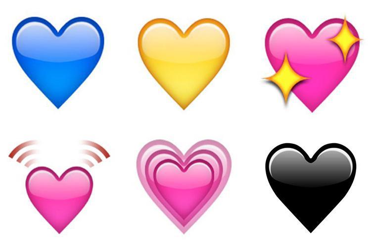 Sparkling heart emoji meaning