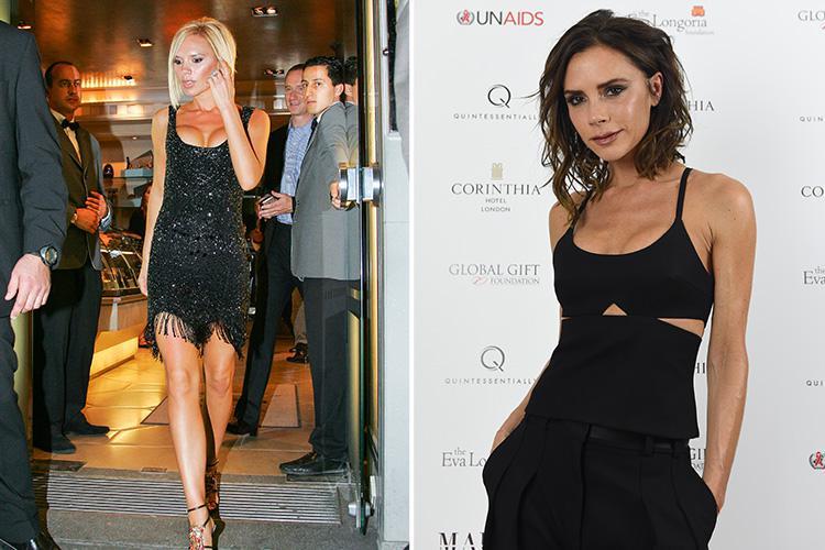 Victoria Beckham admits she regrets her boob job and feels