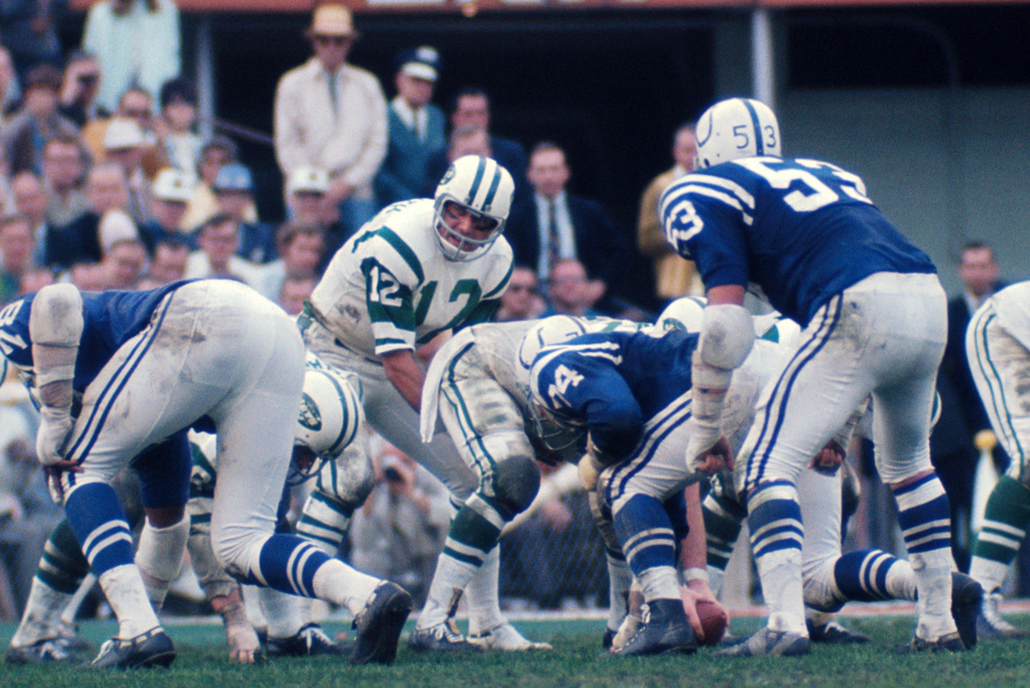 Joe Namath guaranteed victory for the New York Jets over the much fancied Baltimore Colts and delivered on his promise