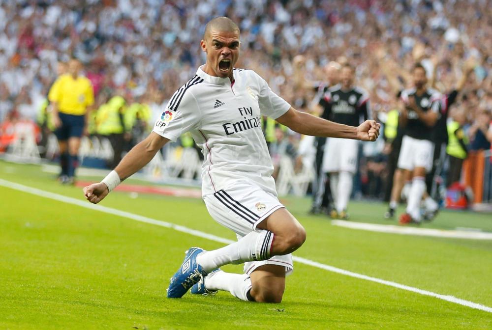 Image result for pepe footballer